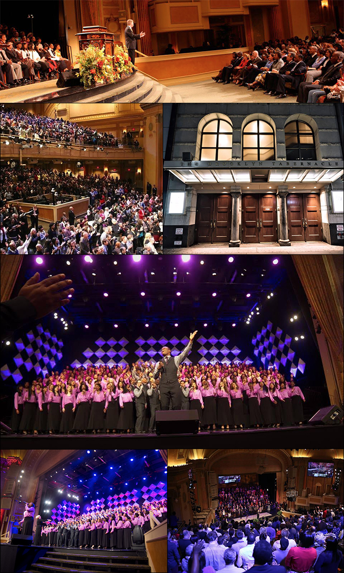 Everything You Need To Know About The Brooklyn Tabernacle Choir U2013 One Of  The Most Famous Churches In New York City