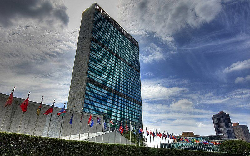 Visiting The Un Headquarters In New York