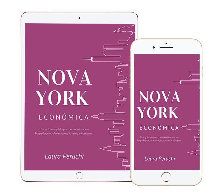 E-book Nova York Econômica