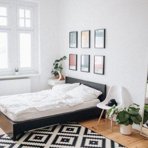Quartos e apartamentos
