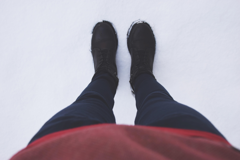 8aeb37b58 ... sem salto, são boas companheiras no início do outono e final da  primavera, quando as temperaturas já não são tão baixas. Não aconselho esse  tipo de bota ...