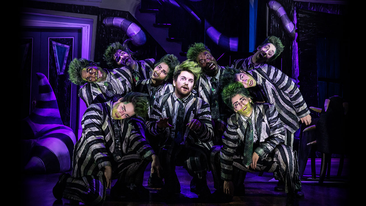 Beetlejuice On Broadway Review And Facts About The Musical In New York City Blog Da Laura Peruchi Tudo Sobre Nova York